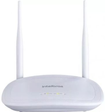 Roteador Intelbras IWR 3000N Wi-fi N 300 Mbps