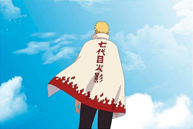 Quadro Naruto - Hokage