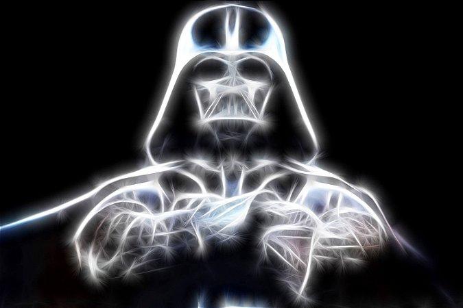 Quadro Star Wars - Darth Vader Luz