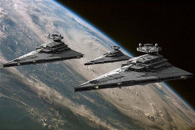 Quadro Star Wars - Imperial Star Destroyer 2
