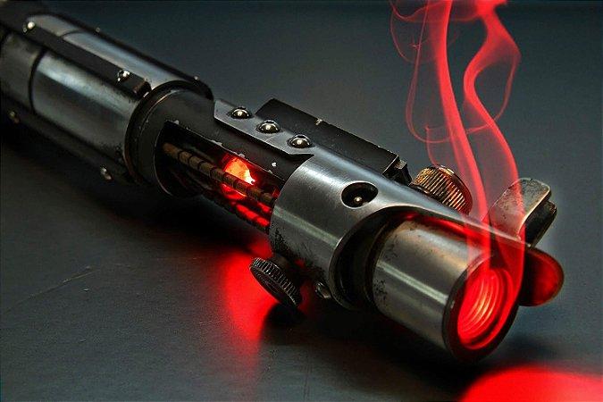 Quadro Star Wars - Sabre de Luz Vermelha