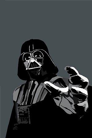 Quadro Star Wars - Darth Vader 6