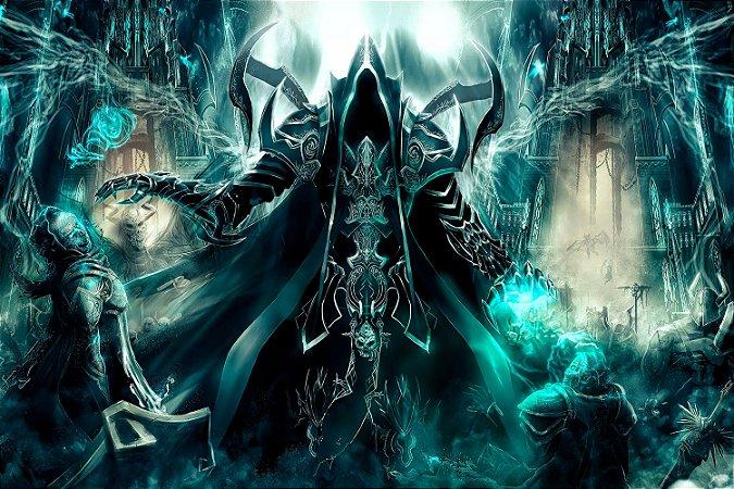 Quadro Gamer Diablo - Malthael 3