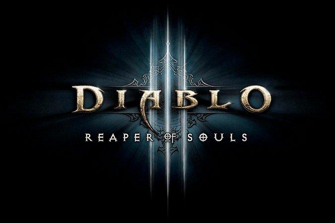 Quadro Gamer Diablo - Reaper of Souls 3