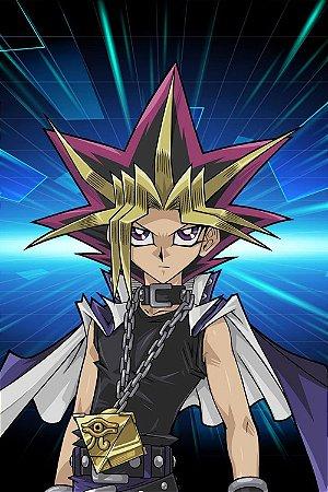 Quadro Anime Yu-Gi-Oh - Yugi 5