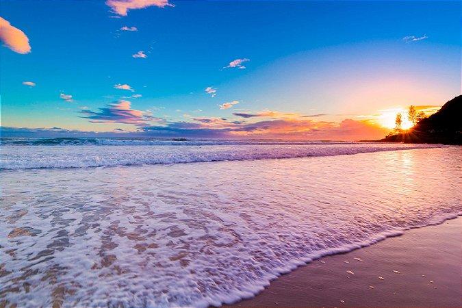 Quadro Praia - Europeia