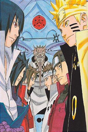 Quadro Naruto - Sábio dos 6 caminhos