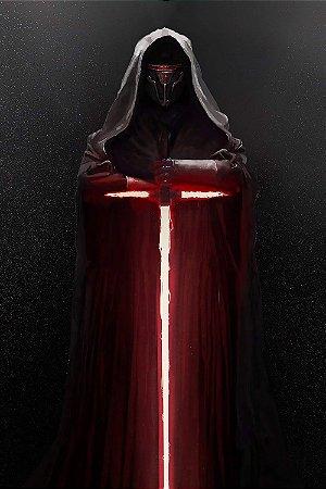 Quadro Star Wars - Kylo Ren