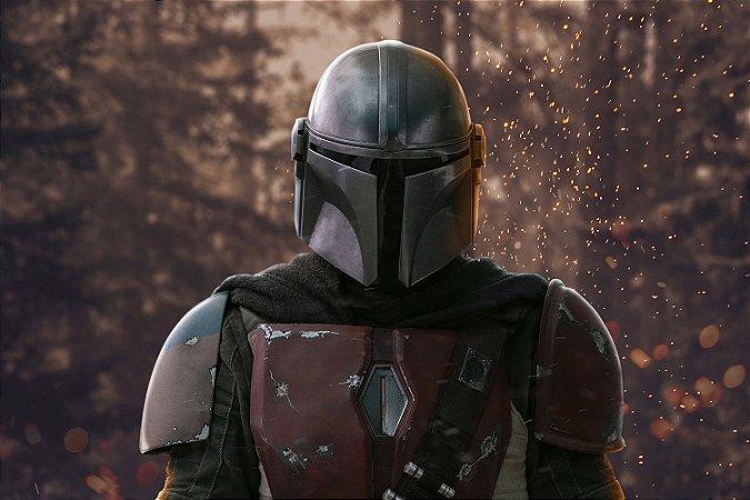 Quadro Star Wars - The Mandalorian 5