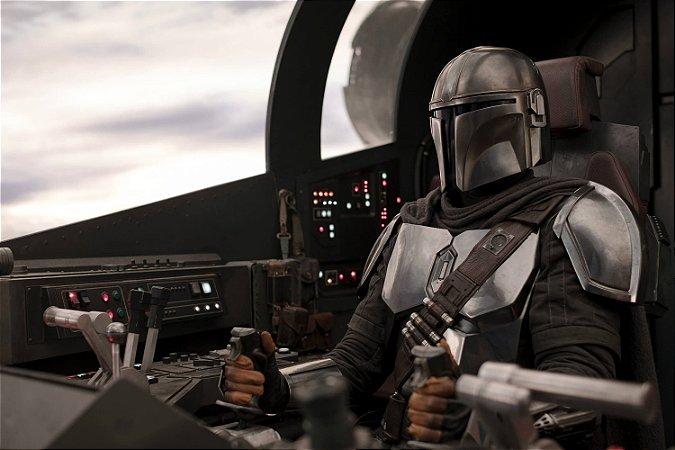 Quadro Star Wars - The Mandalorian 6