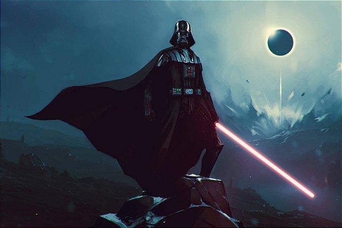 Quadro Star Wars - Darth Vader Night