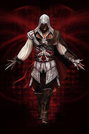 Quadro Gamer Assassin's Creed - Ezio