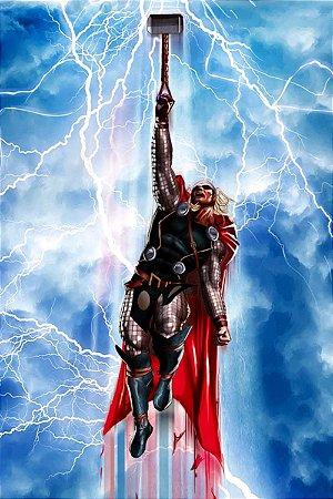 Quadro Thor - Trovão 5