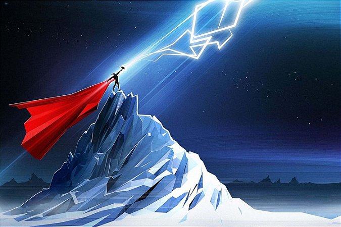 Quadro Thor - Artístico 2