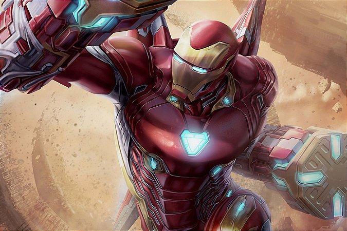 Quadro Homem de Ferro - Mark L