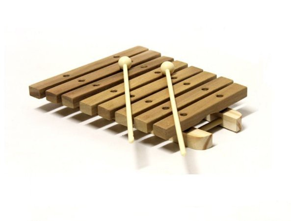 Xilofone Infantil Jog Music 8 Teclas Madeira P 2113