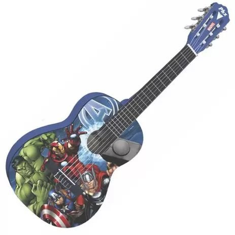 Violao Infantil Phx Vim A 1 Avengers