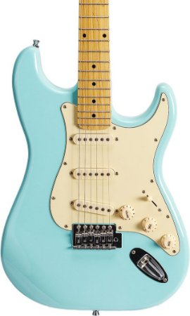 Guitarra Phx Strato Vintage St 2 Daphne Blue