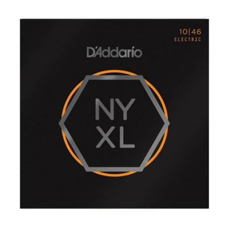 Encordoamento P/ Guitarra D'addario Ny Xl 10 0.10