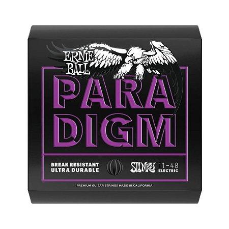 Encordoamento Guitarra 011 Ernie Ball Paradigm Power P02020