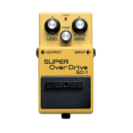Pedal P/ Guitarra Boss Sd 1 Super Over Drive