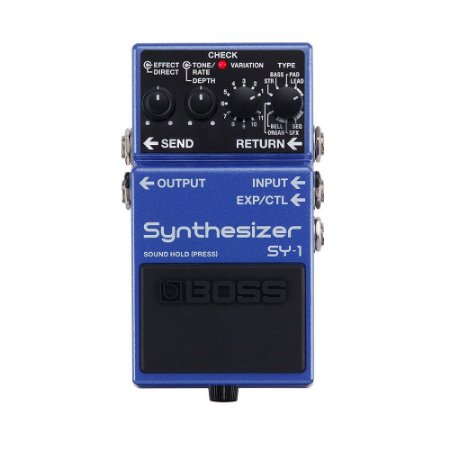 Pedal P/ Guitarra Boss Sy 1 Synthesizer