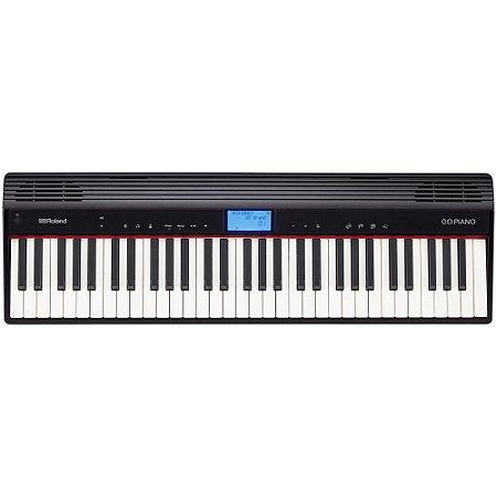 Piano Digital Roland Go Piano 61 P