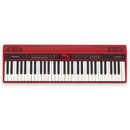Teclado Sintetizador Roland Go Keys 61 K