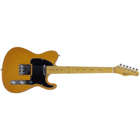 Guitarra Telecaster Tagima Tw 55 Woodstock Butterscotsh