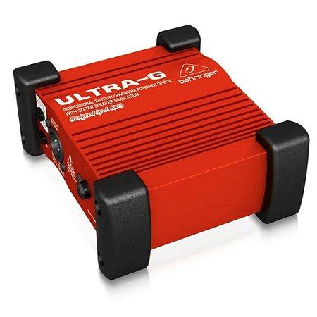 Direct Box para Guitarra Behringer GI 100G