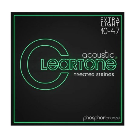 Encordoamento para Violão Cleartone 0.10 Phosphoro Extra Light