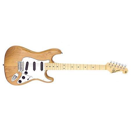 Guitarra Stratocaster Sx Sst Alder