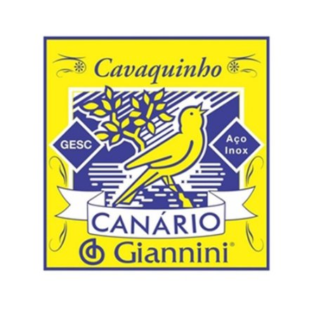 Encordoamento de Cavaquinho Canário