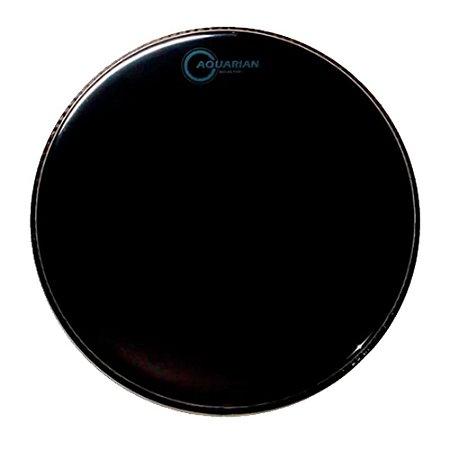 """Pele Aquarian 10"""" Ref 10 Reflector Preta"""