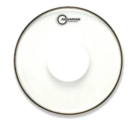 "Pele Aquarian 14"" Ccpd 14 Classic Clear Com Power Dot"