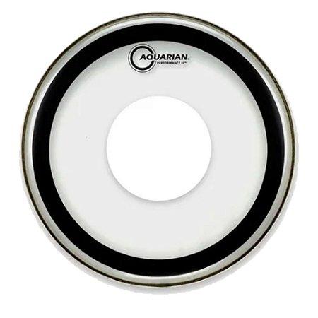 "Pele Aquarian 10"" Pfpd 10 Performance II Clear Power Dot"
