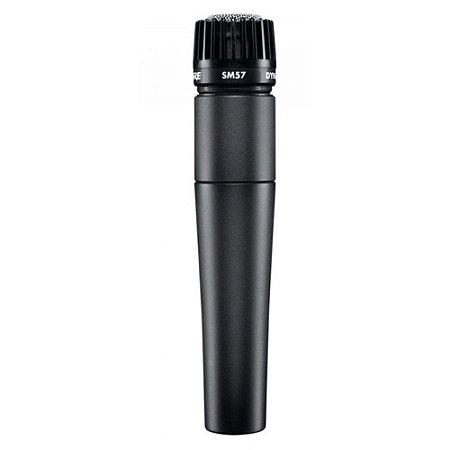 Microfone Shure Mao Sm57 Lc