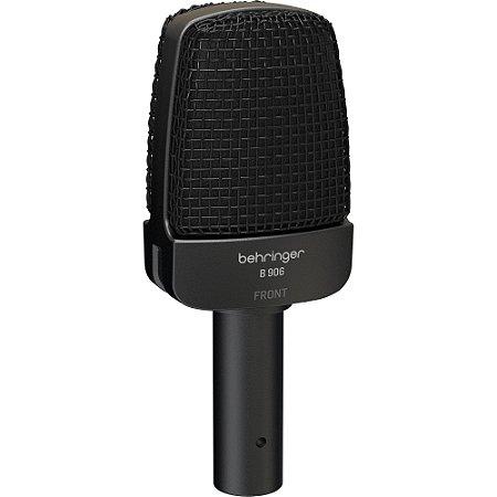 Microfone - B 906 - Behringer