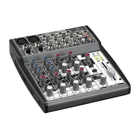 Mesa Behringer Xenyx 1002 2 Xlr Mic. 4 Stereo