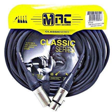Cabo Mac Mc 25 Xb Xlr/Xlr Classic 7,62 M