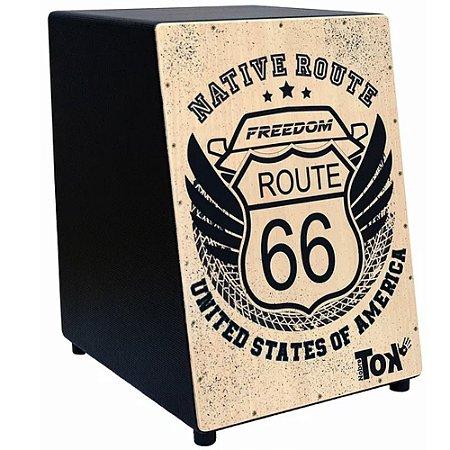 Cajon Nobre Tok Acústico Route 66 306