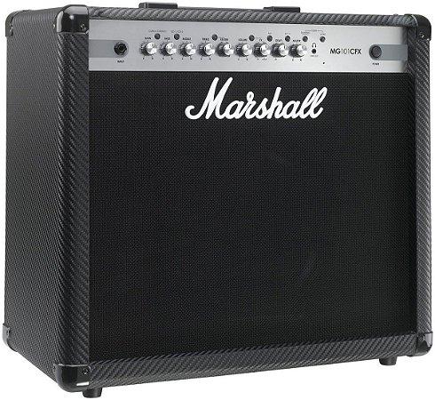 Amplificador de guitarra 100W - MG101CFX-B - MARSHALL