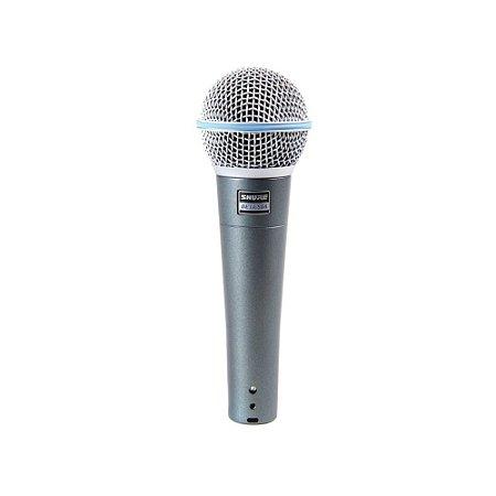 Microfone De Mao Shure Beta 58 A