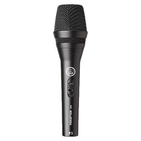 Microfone Akg P3 S Perception