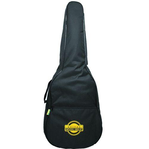 Bag P/ Violão 12 Cordas Luxo Avs Bic 012 Sl