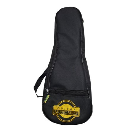 Bag para Ukulele Concert Luxo Avs Bic 050 Ukc