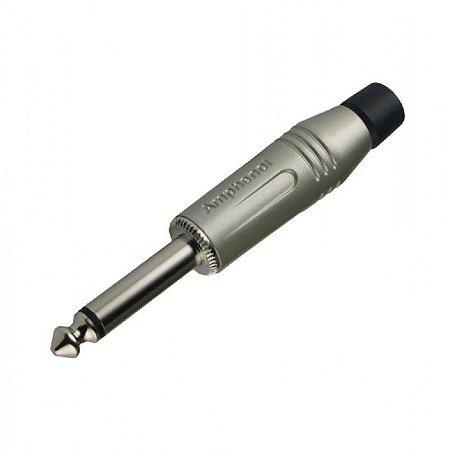 Conector Amphenol Acpm Gn P 10 Mono Prata