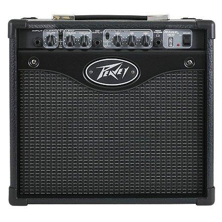 Amplificador Para Guitarra Peavey Rage 158