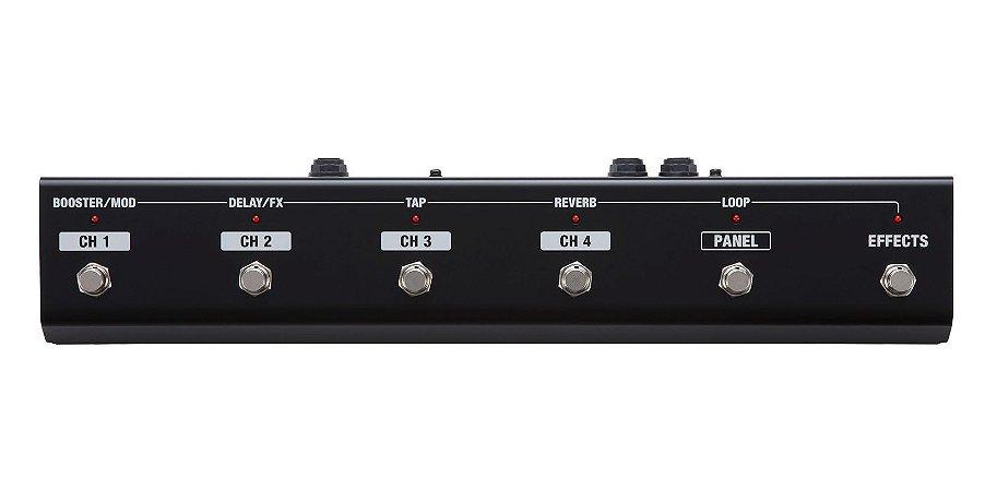 Pedal Controlador para Amps Roland e BOSS GA/FC 112/212
