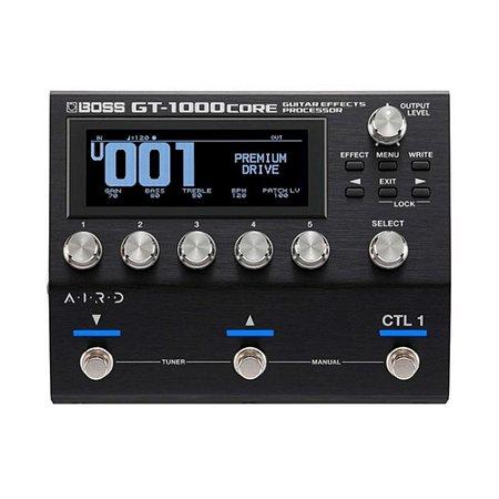 Pedaleira para Guitarra Boss Gt 1000 Core